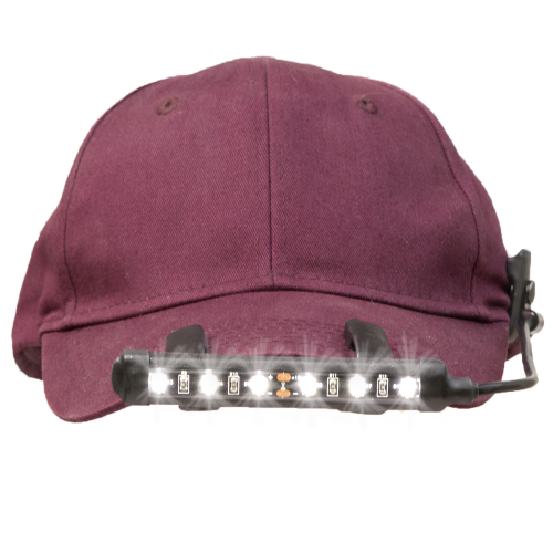 LED-baseball-cap-clip-on-light-front
